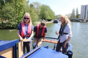 RYA Inland waterways Helmsman